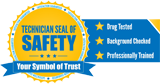Appliance Repair in Tampa Techical Safety Award