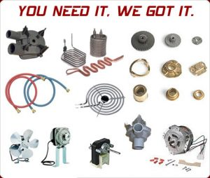 appliance repair tampa keeps in stock parts